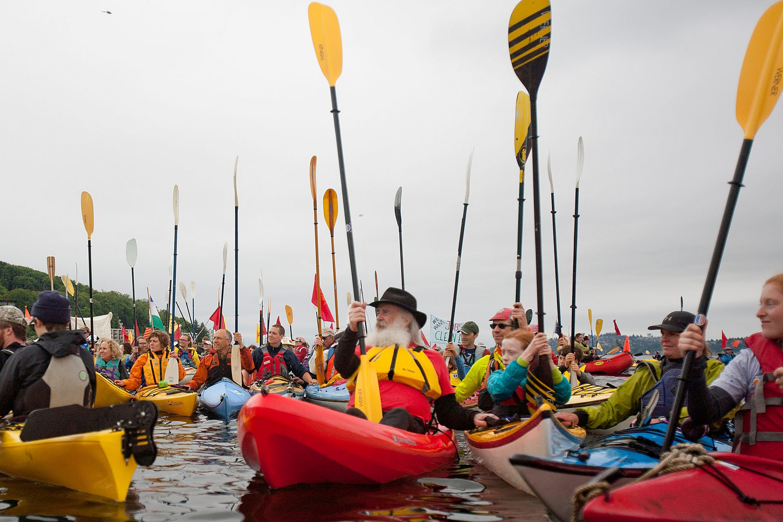 What's Next after Kayaktivism in Oregon