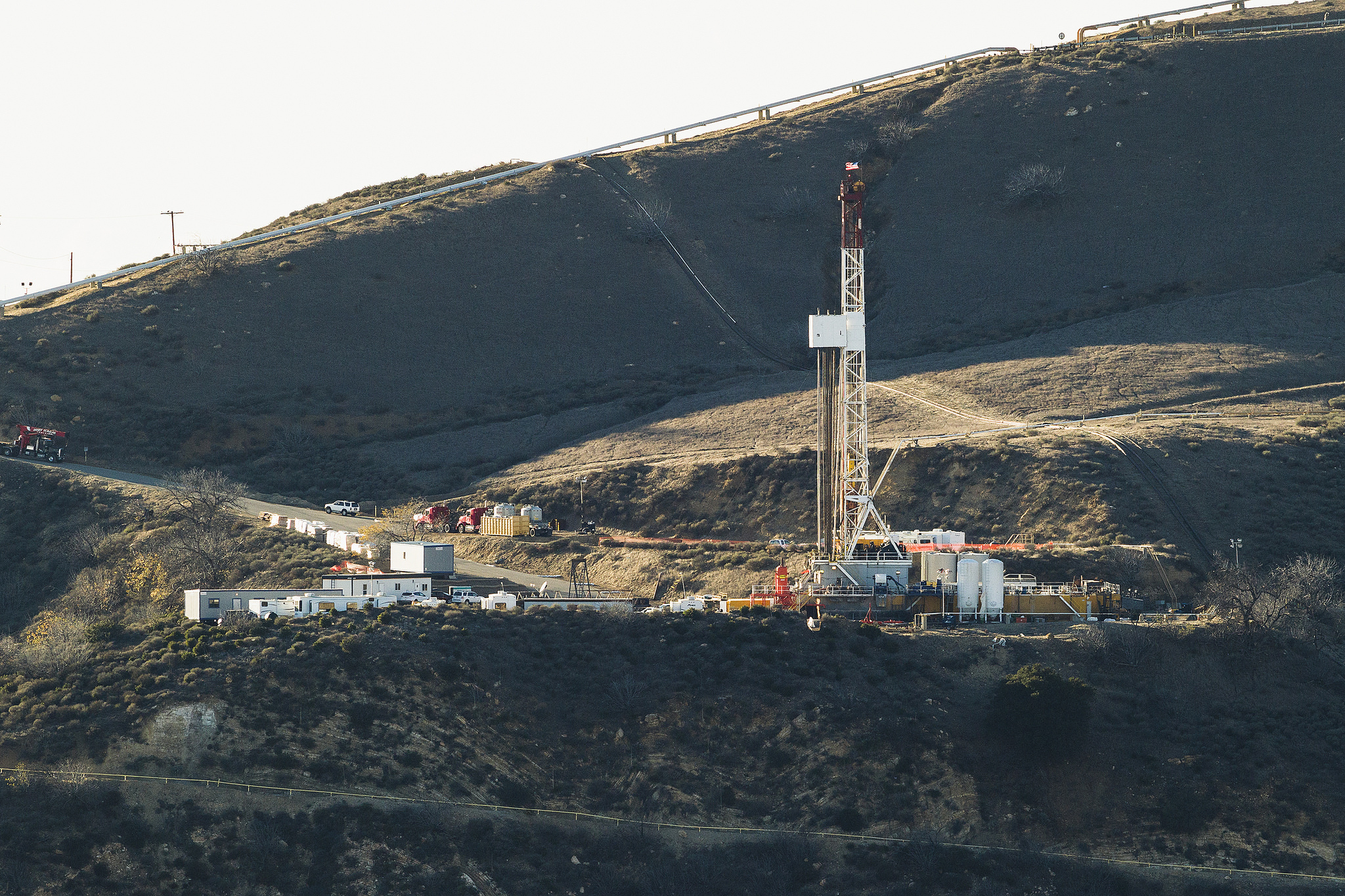 Natural Gas Becomes a Fracking Mess