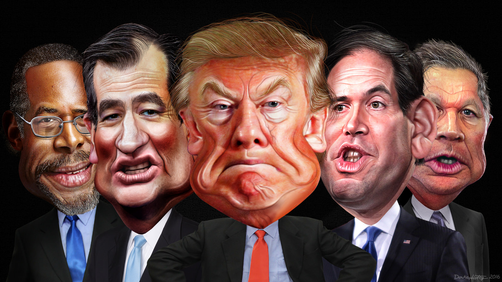 There Are No Words Left for the GOP Charade
