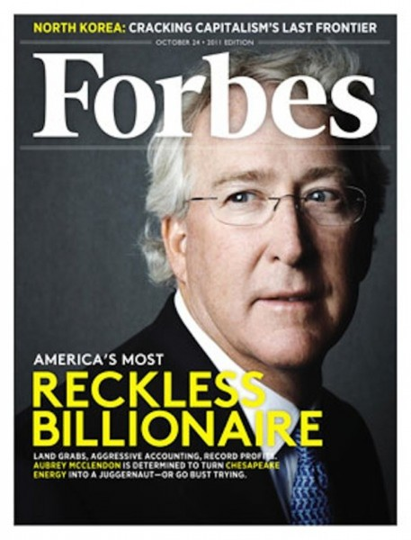 Forbes_cover_Aubrey_McClendon_Chesapeake_Energy_Corps