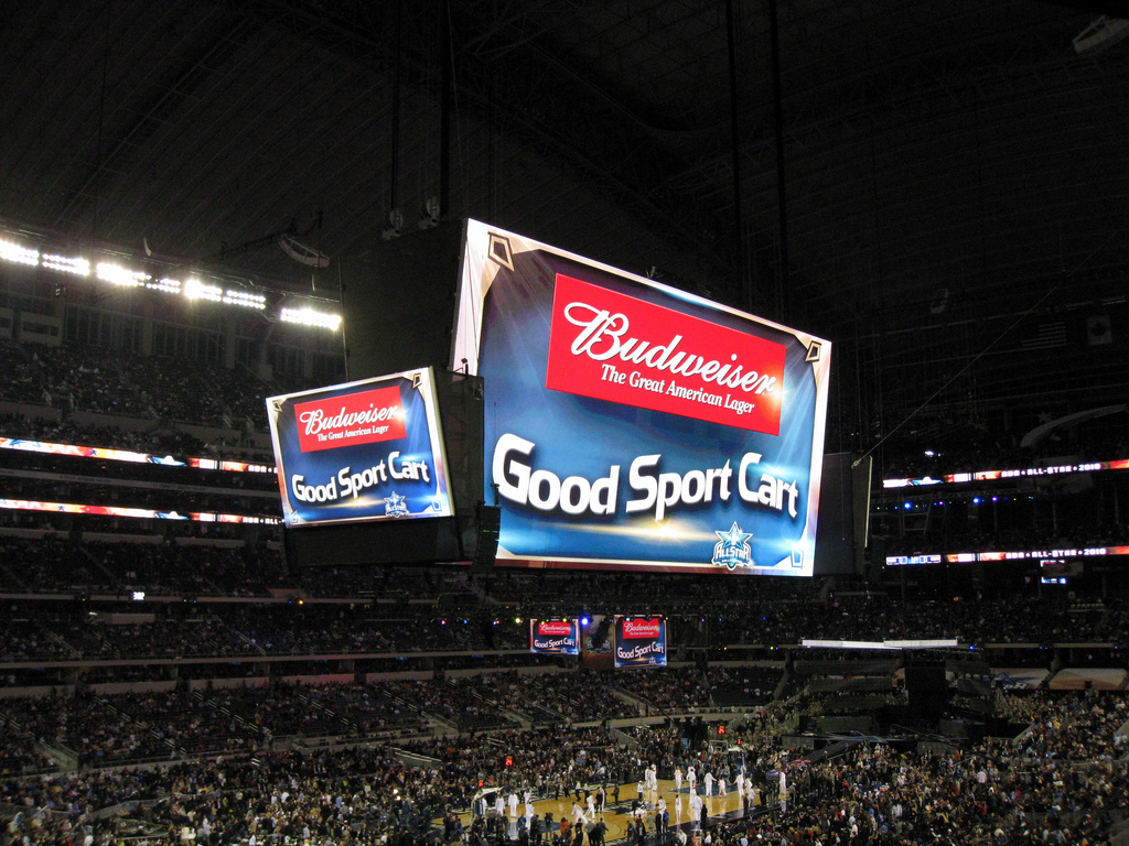 NBA: The National Billboard Association?