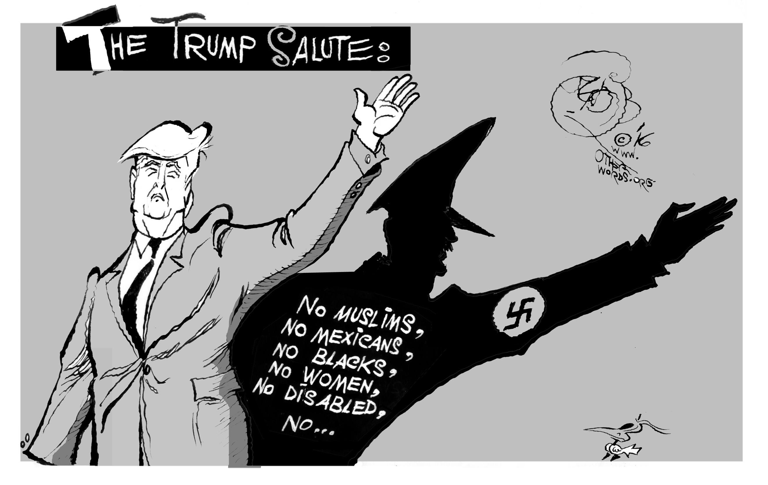 An American Mussolini