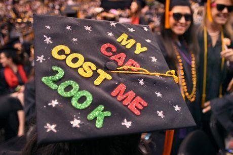 A Commencement Address for the Most Indebted Class Ever