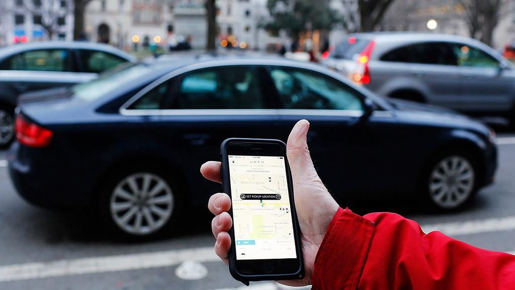 Uber Goes Under in Austin