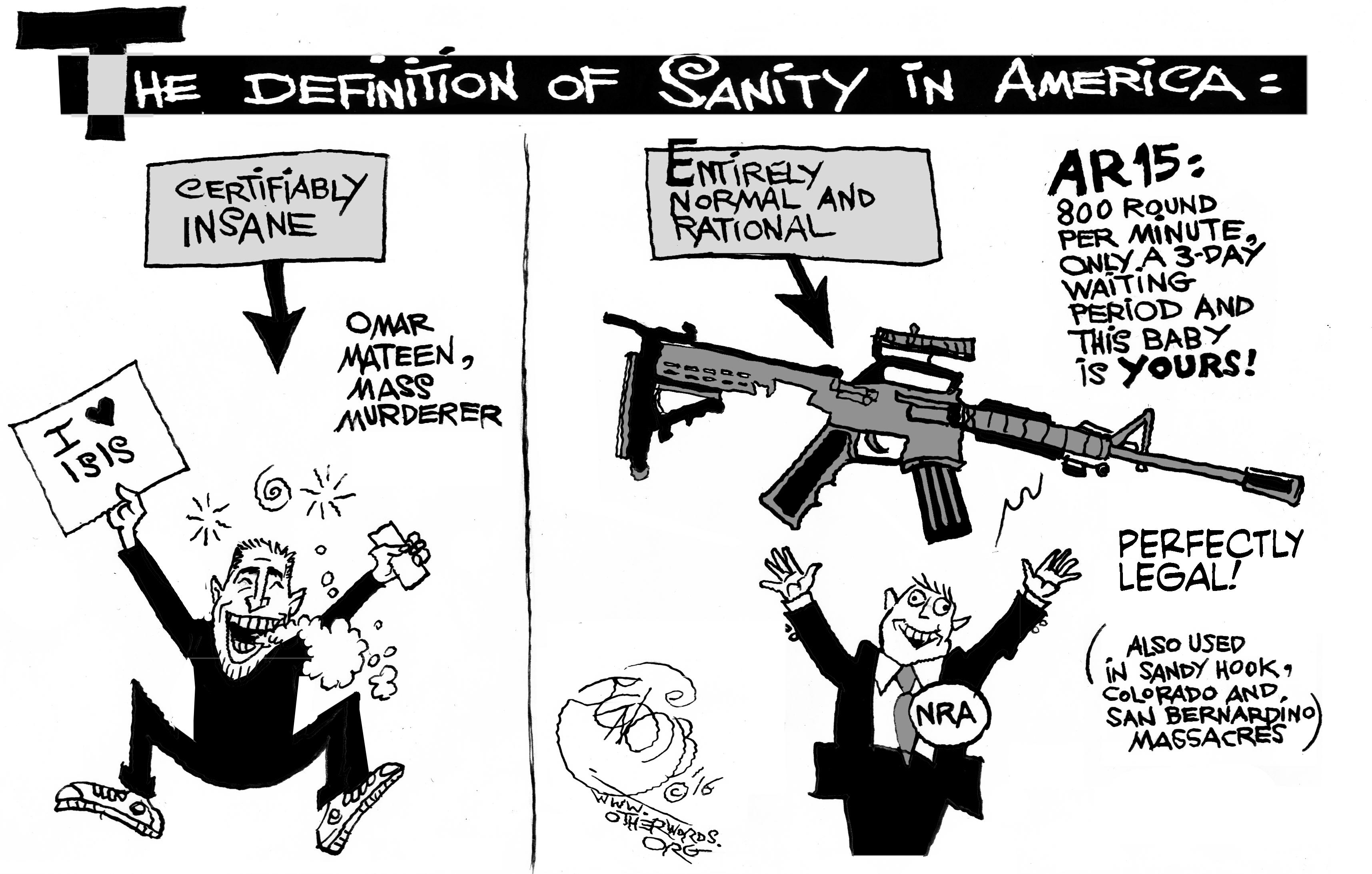 A 'Good Guy With a Gun' Isn't Enough