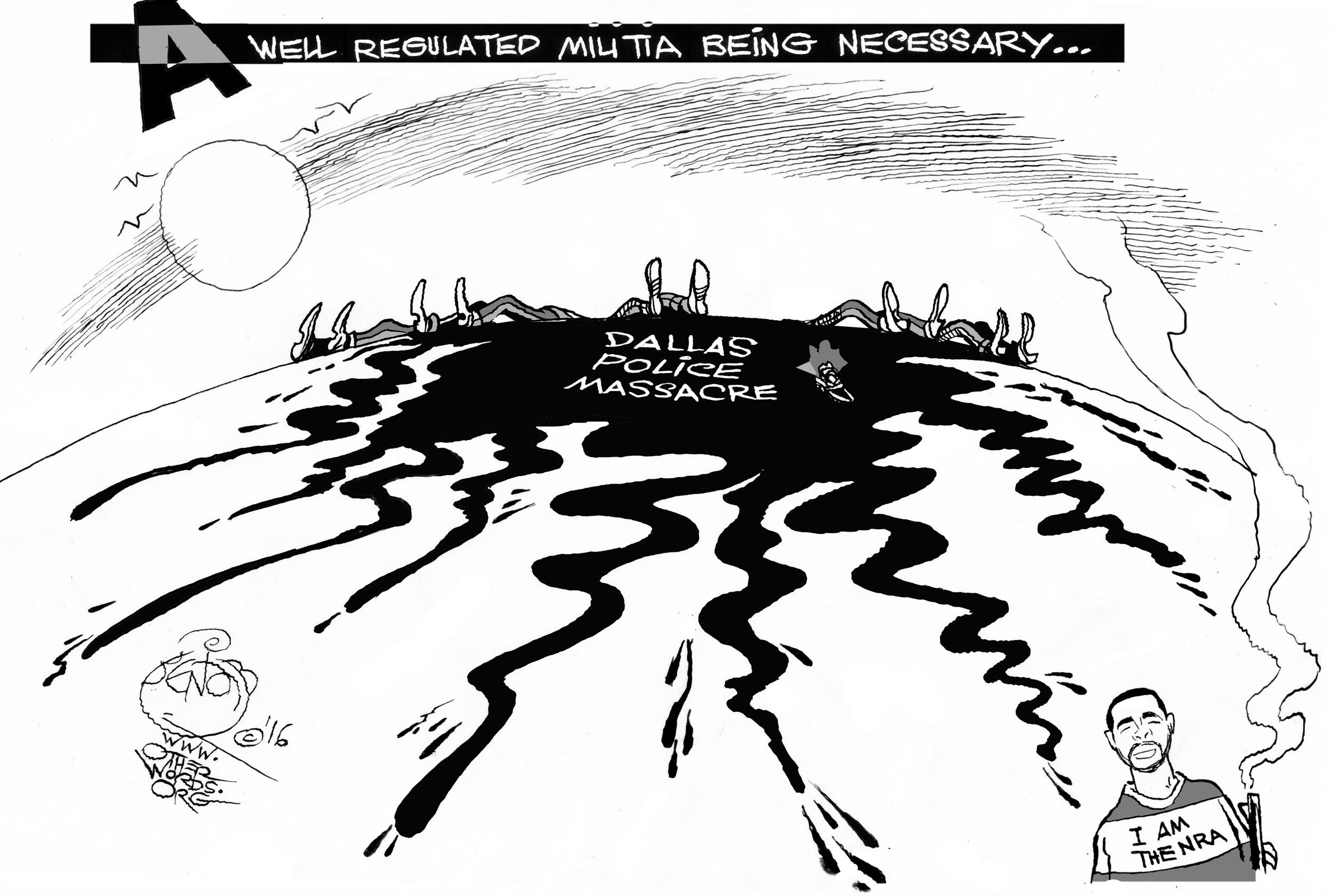 An Unregulated Militia