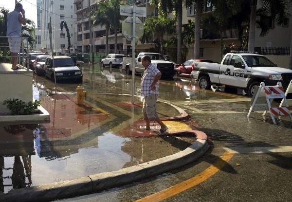 High Tide Flooding