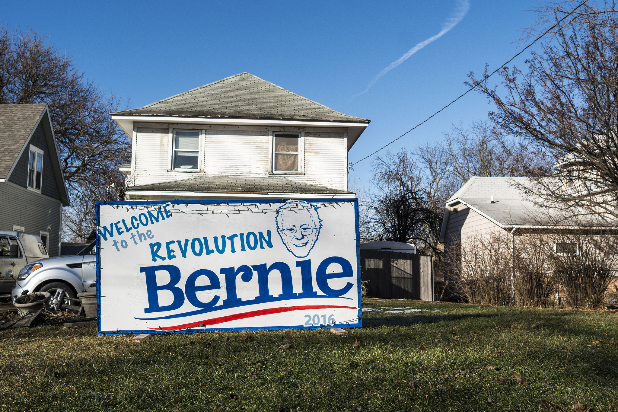 Campaigns End On Election Day — Revolutions Don't