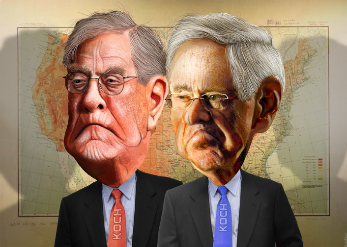 Koch Kollege for Right-Wing Social Engineers