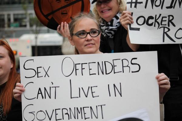 Image result for trump sex offender