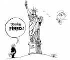 statue-of-liberty-youre-fired-trump-muslim-ban