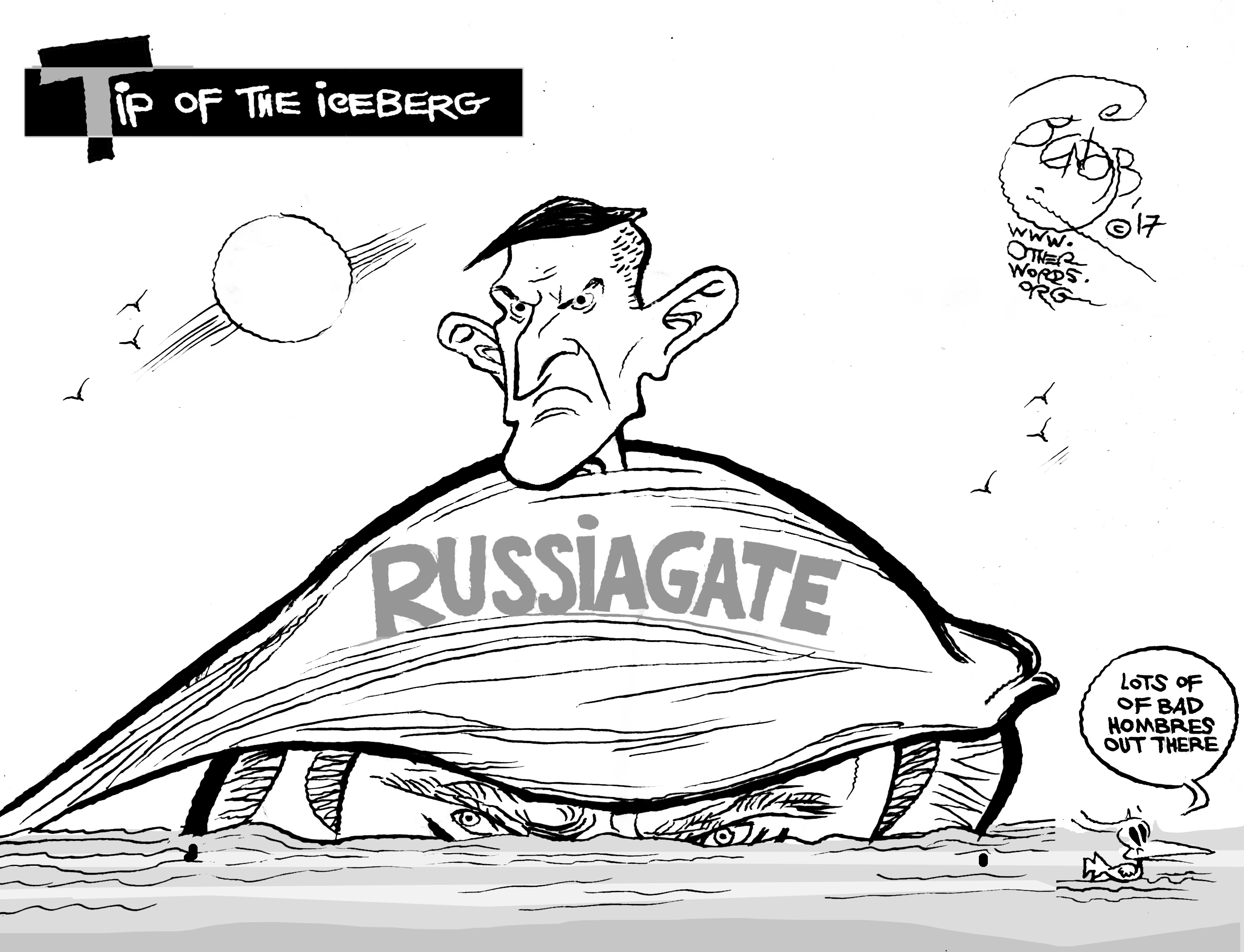 Image result for Russia-gate CARTOON
