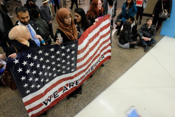 Wash. AG declares victory in lawsuit against Trump's travel ban