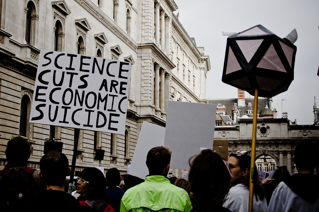 Why Scientists Marched