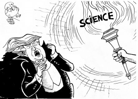 They Blinded Me With Science