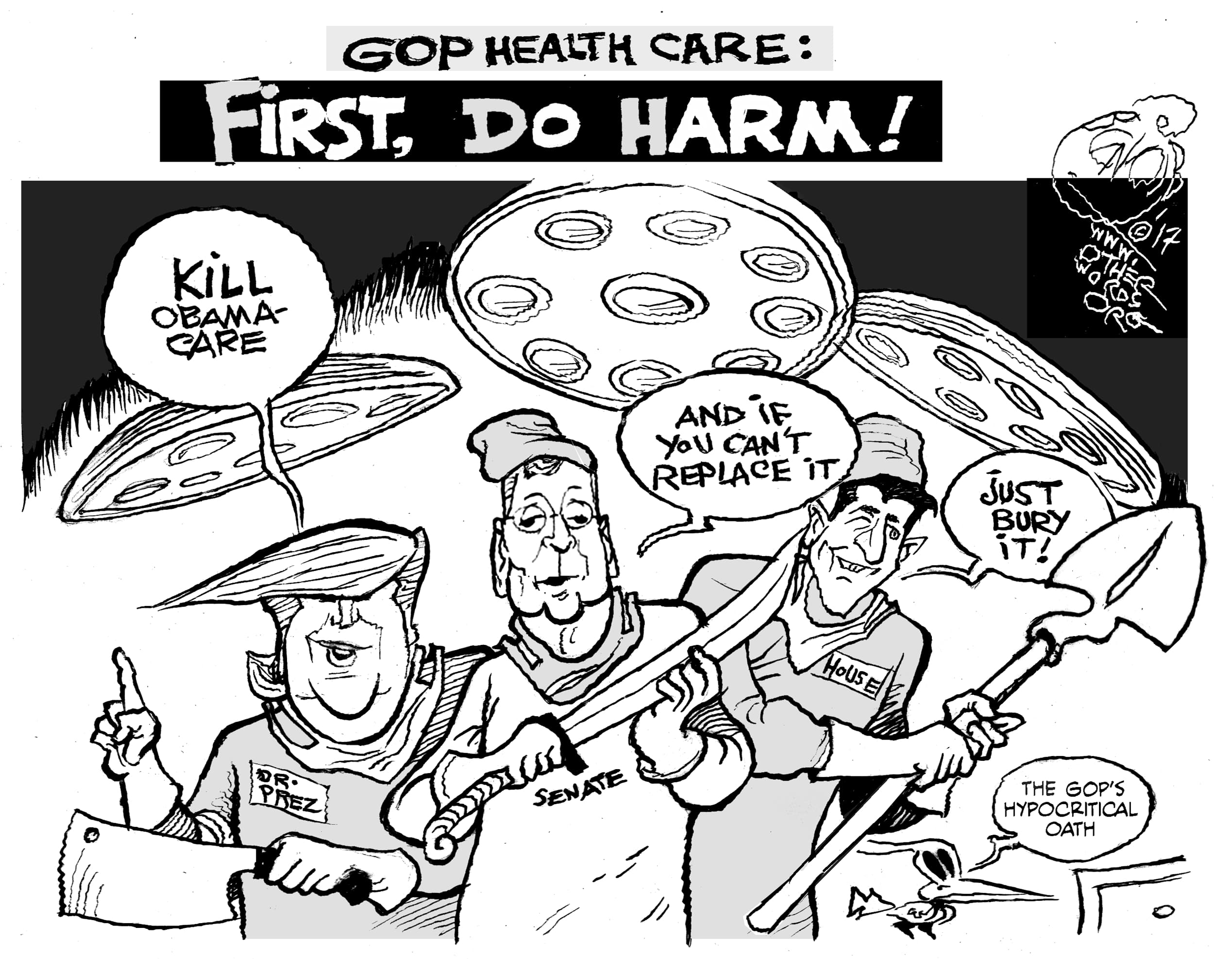 First, Do Harm