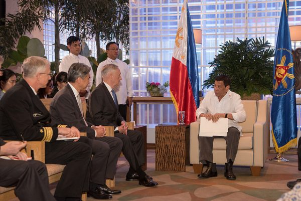 How Duterte Sabotaged the Philippines Peace Process