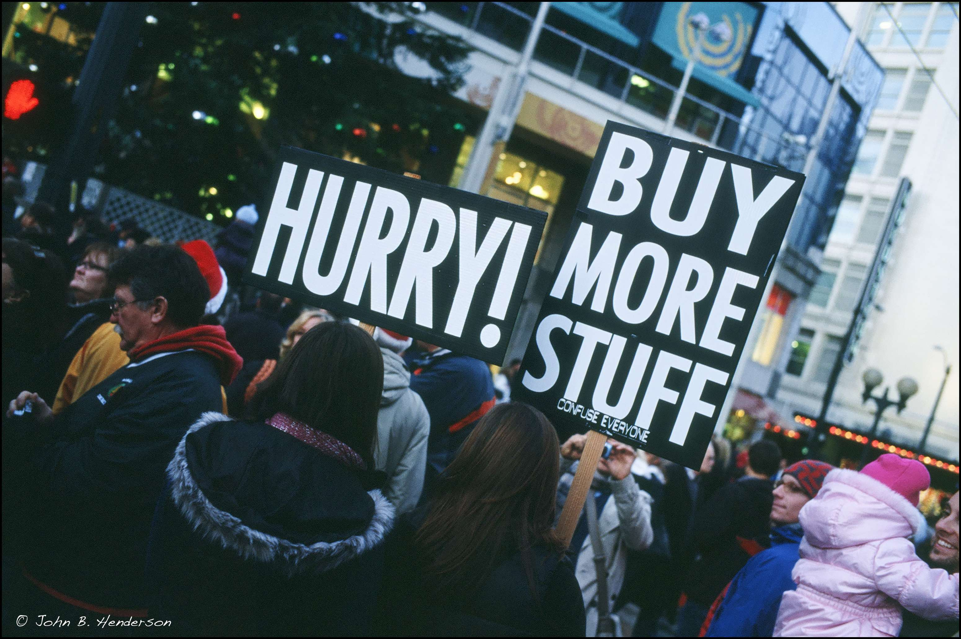 Cat's Pajamas and Other Signs of Holiday Endtimes