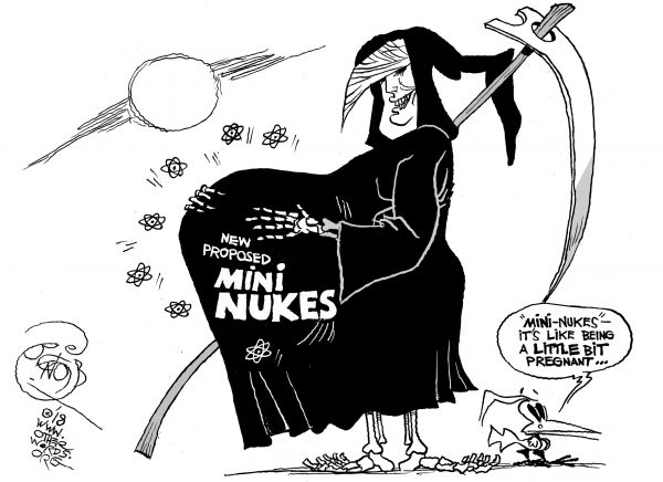 trump-mini-nukes-nuclear-weapons