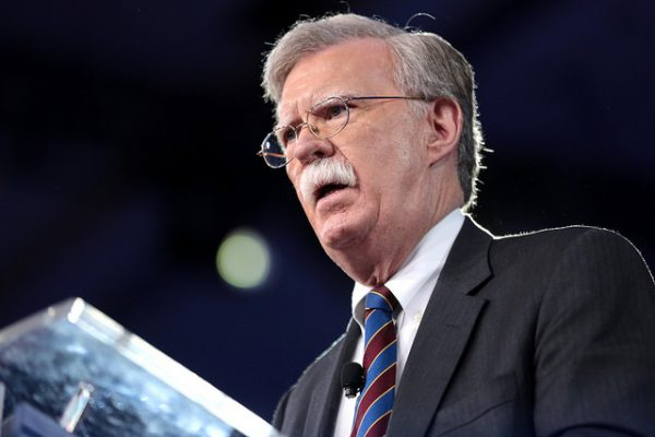 Iran: Naming John Bolton national security adviser