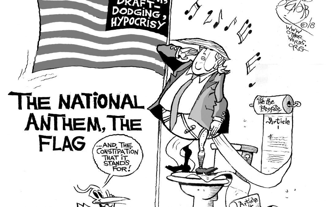 Trumpatriotism