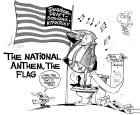 donald-trump-civil-liberties-national-anthem-flag-constitution