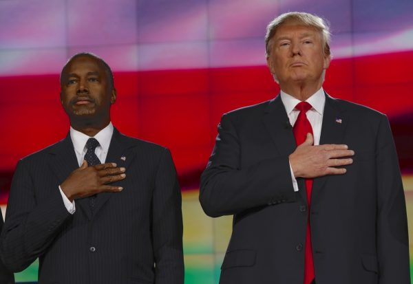 Ben Carson: Fighting Trump's War on the Poor