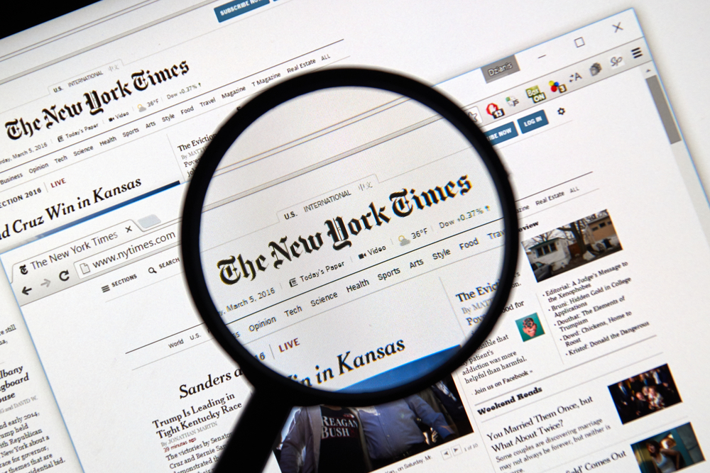 The New York Times Is Still Getting the Bernie Movement Wrong