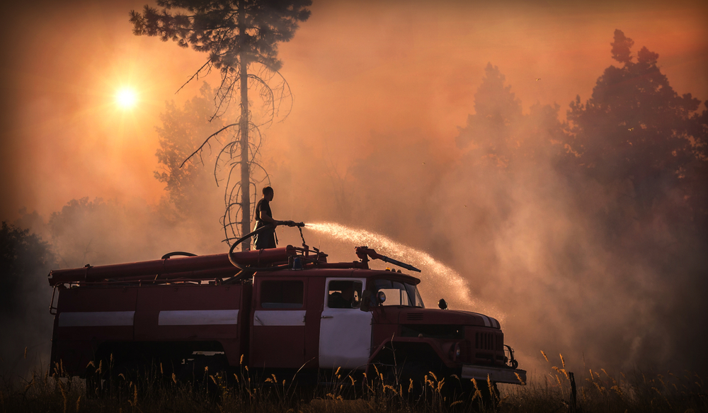 Here Out West, 'Smoke Season' Keeps Getting Worse