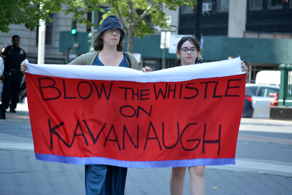 The Strength of Kavanaugh's Accusers Is Truly Amazing
